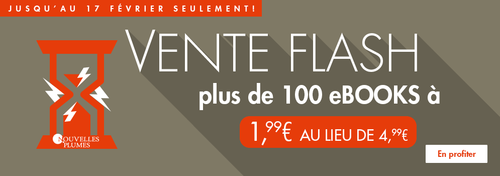 Vente flash Ebooks