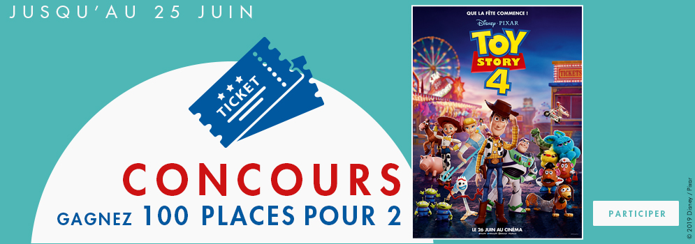 Concours Toys story